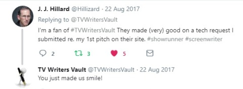 TV Writers Vault Review