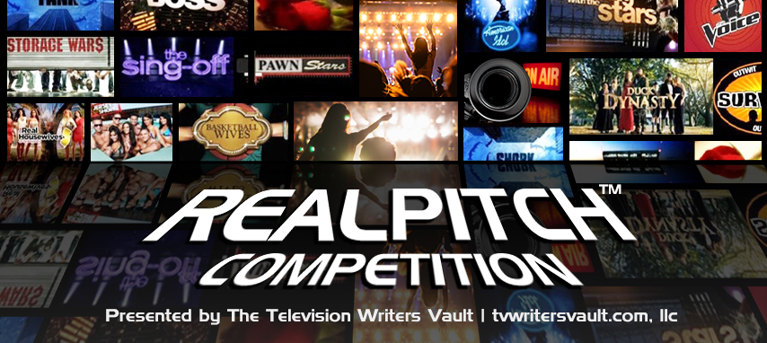 RealPitch TV Show Pitch Competition